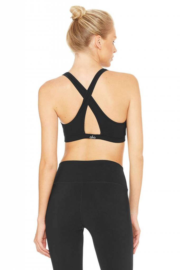 ALO YOGA Soutien-gorge Ripped Warrior