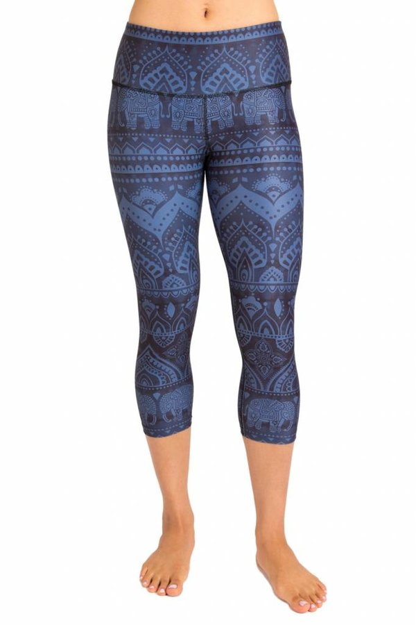 MY INNER FIRE Capri Legging