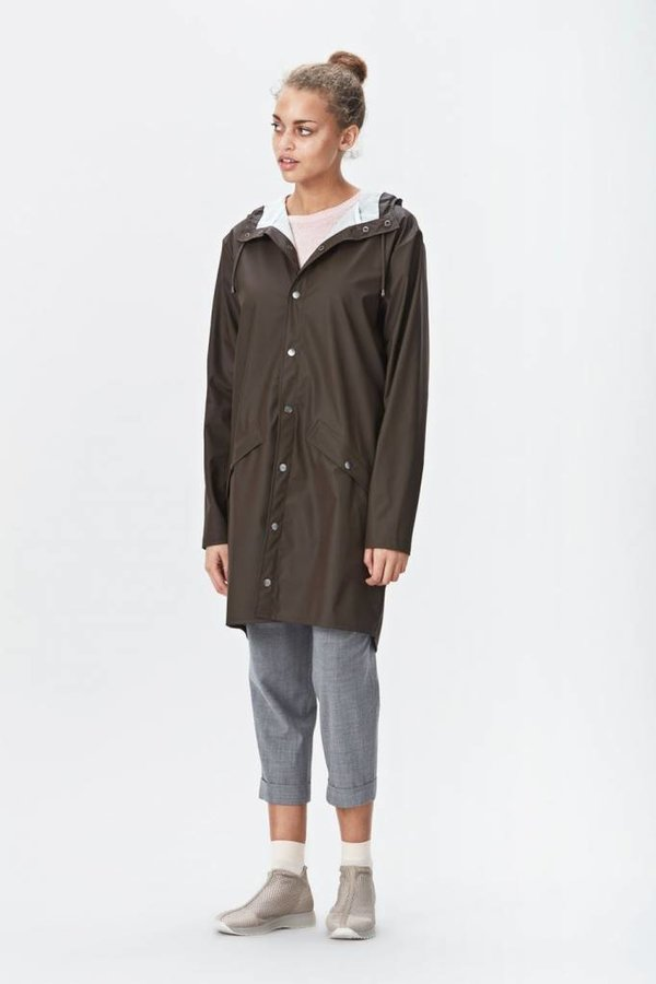 RAINS Long Jacket