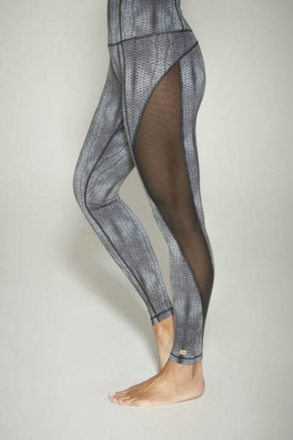 AURUM ACTIVEWEAR Passion Mesh Insert Legging