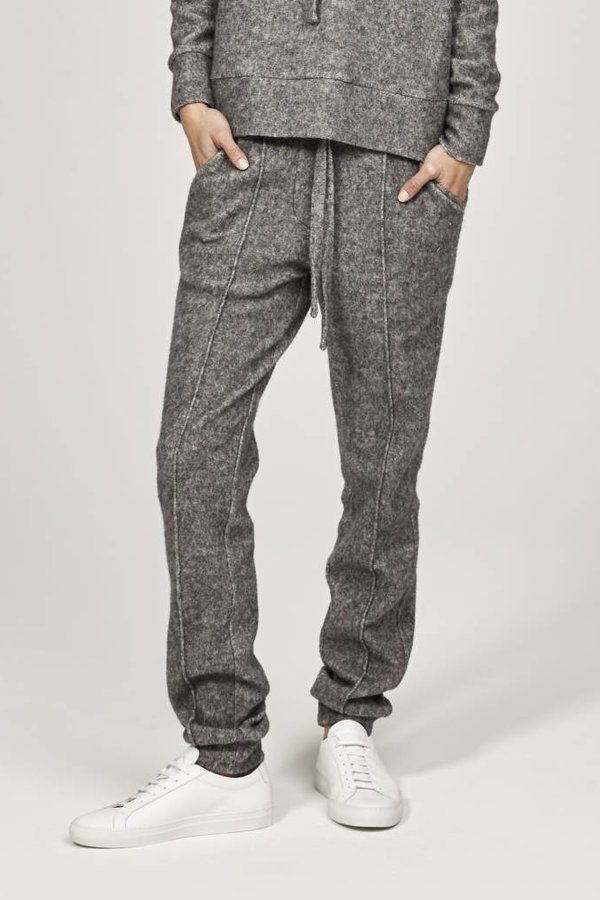 TWENTY Knit Pintuck Pant