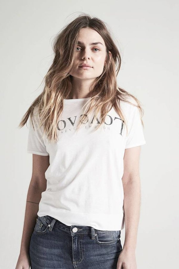 ZOE KARSSEN T-Shirt Love Is Never Enough