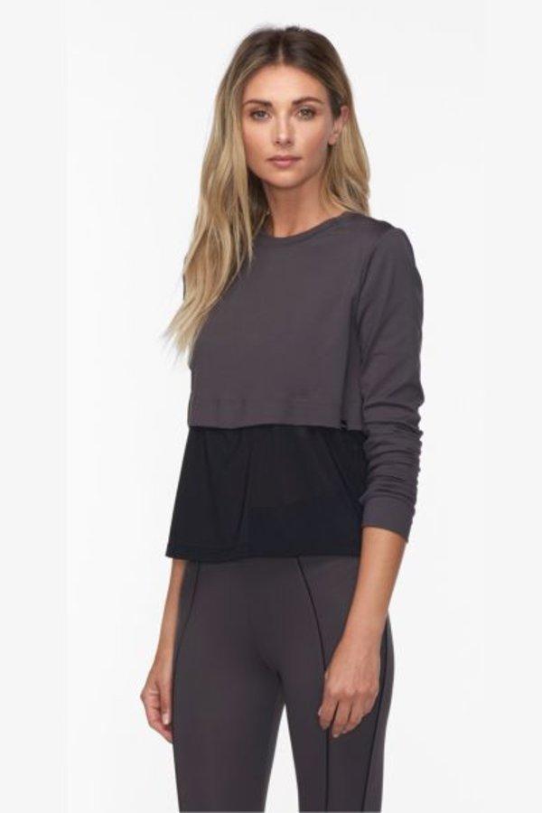 KORAL Grid Pullover