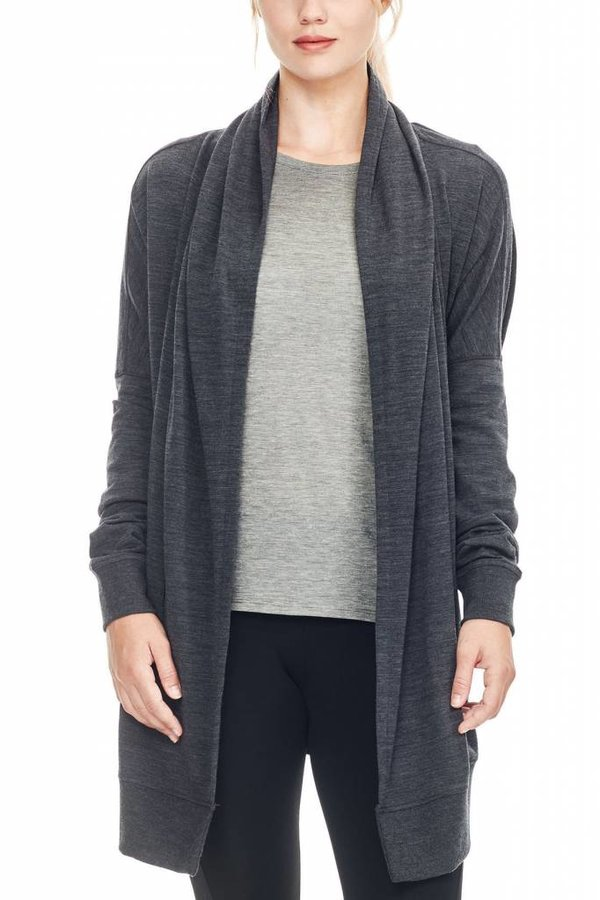 ICEBREAKER Zoya Long Sleeve Coverup