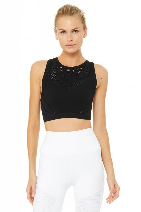 ALO YOGA Lark Crop Top