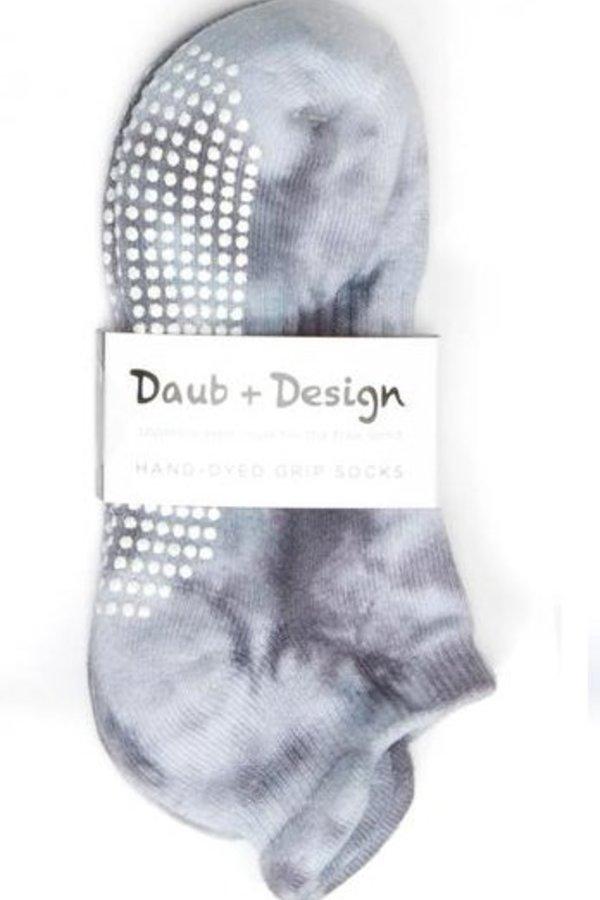 Daub + Design Grippy Socks