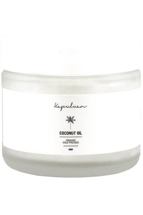 Kapuluan Glass Jar Raw Organic Coconut Oil