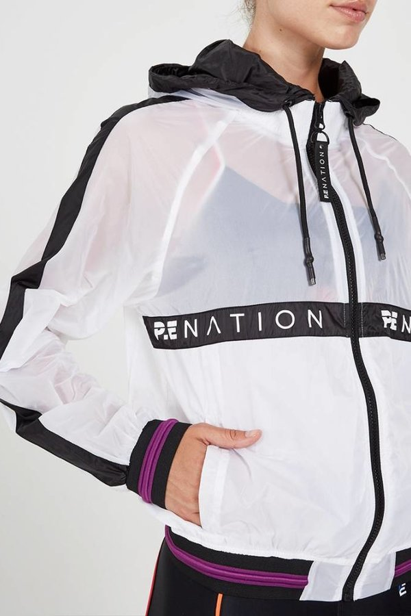 P.E Nation Two klicks jacket