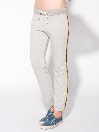 SUNDRY Sweatpant with trim