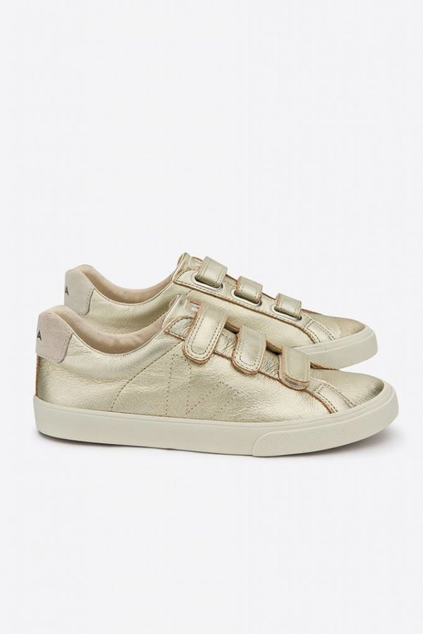 Veja 3-Lock Leather