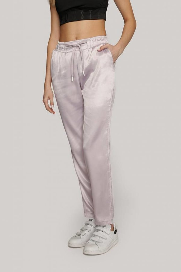 INDUSTRY Satin drawstring jogger