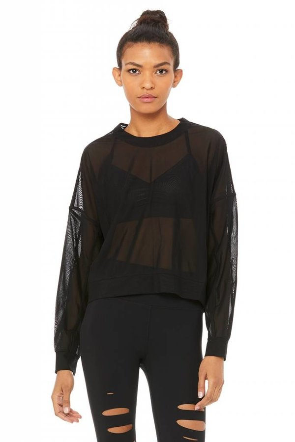 ALO YOGA Ambiance Pullover