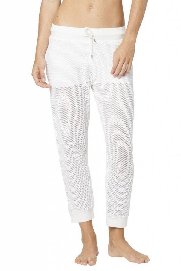 Electric & Rose Panama Mesh Jogger