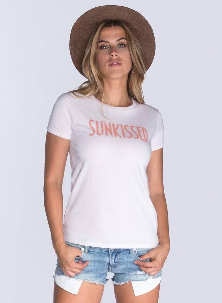 CHRLDR Sunkissed T-shirt