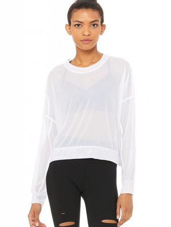 ALO YOGA Ambience Pullover