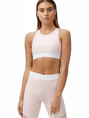 All Fenix Scarlett Sports Bra Blush