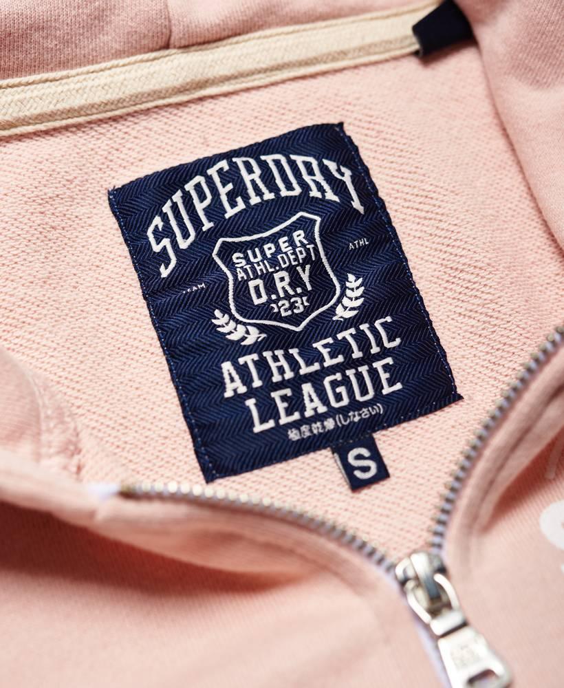 SUPERDRY Superdry athl. League loopback ziphood