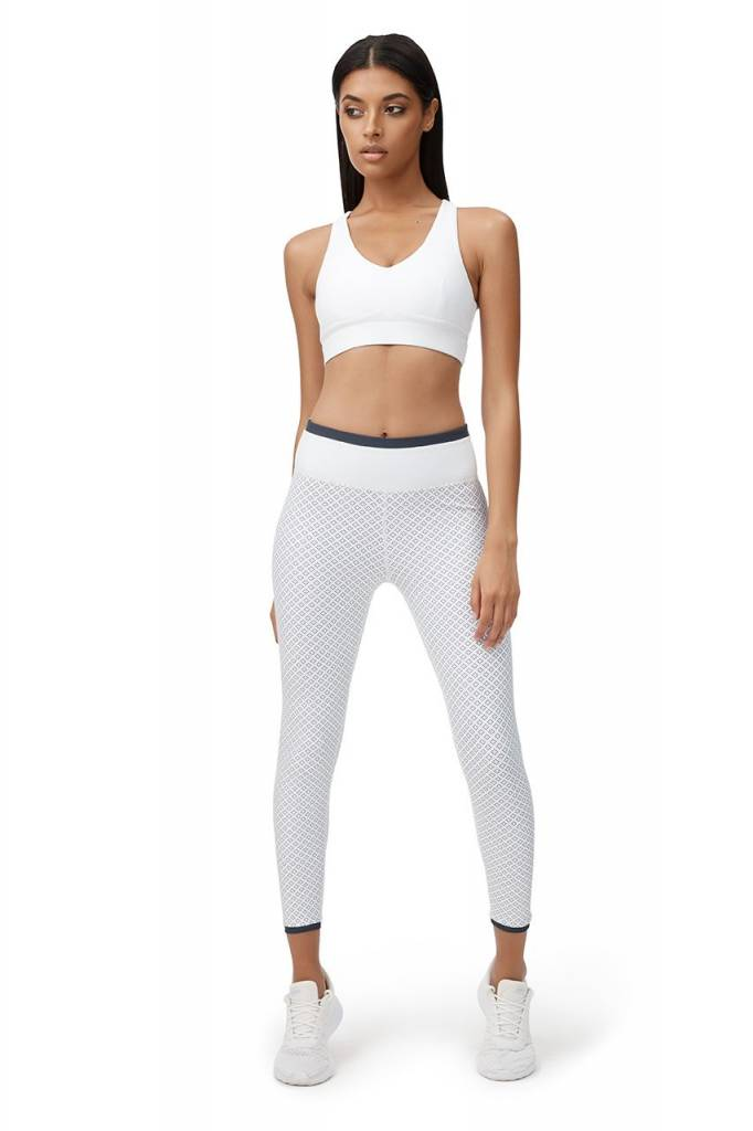 All Fenix White Base Sports Bra