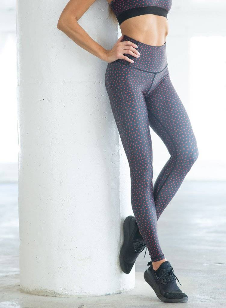 CHRLDR Hearts Leggings