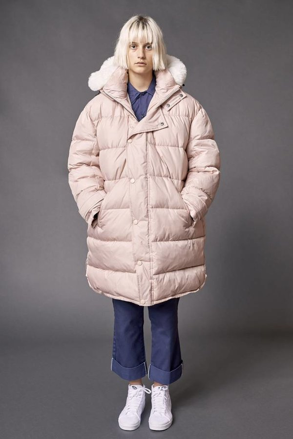 Biannual Sleeping Bag Parka