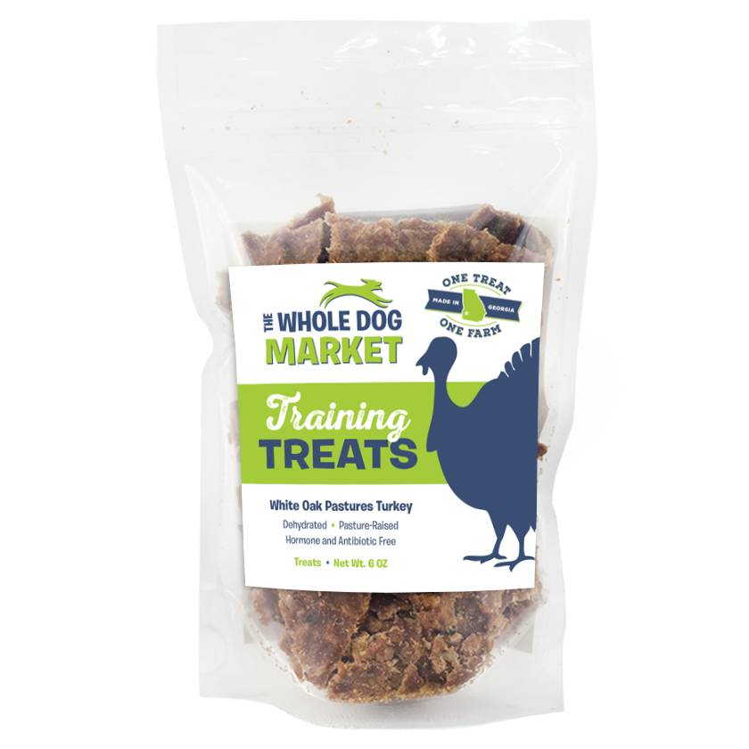 Training Treats Turkey 6oz