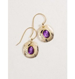 Holly Yashi Amy/Gold Synergy Earrings