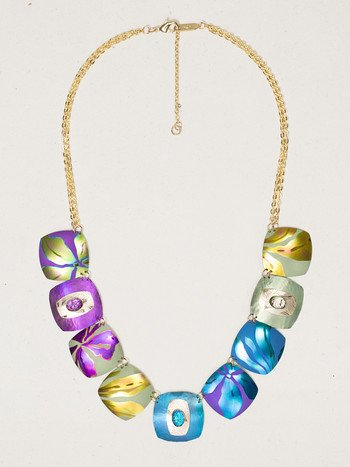Holly Yashi Multi Desert Song Necklace
