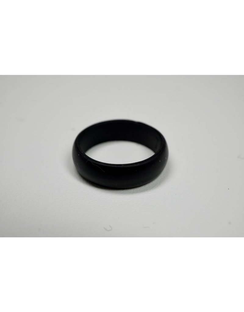 Tough Love Rings Tough Love Silicone Ring-Black