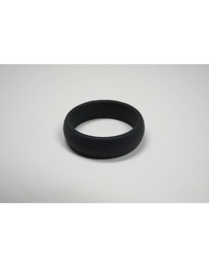 Tough Love Rings Tough Love Silicone Ring-Gray