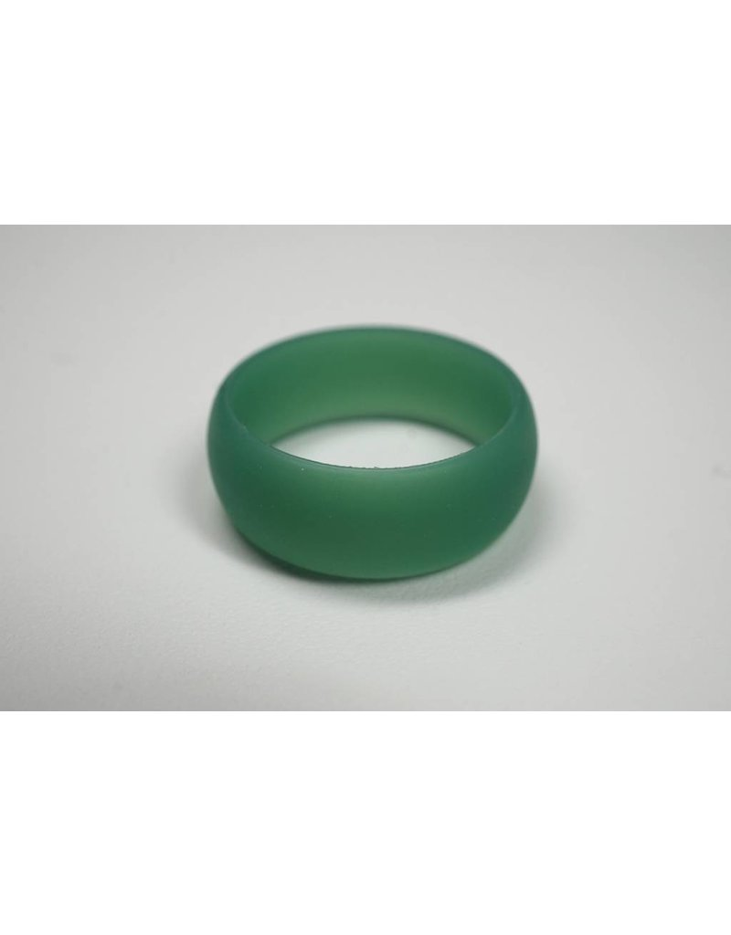 Tough Love Rings Tough Love Silicone Ring-Green