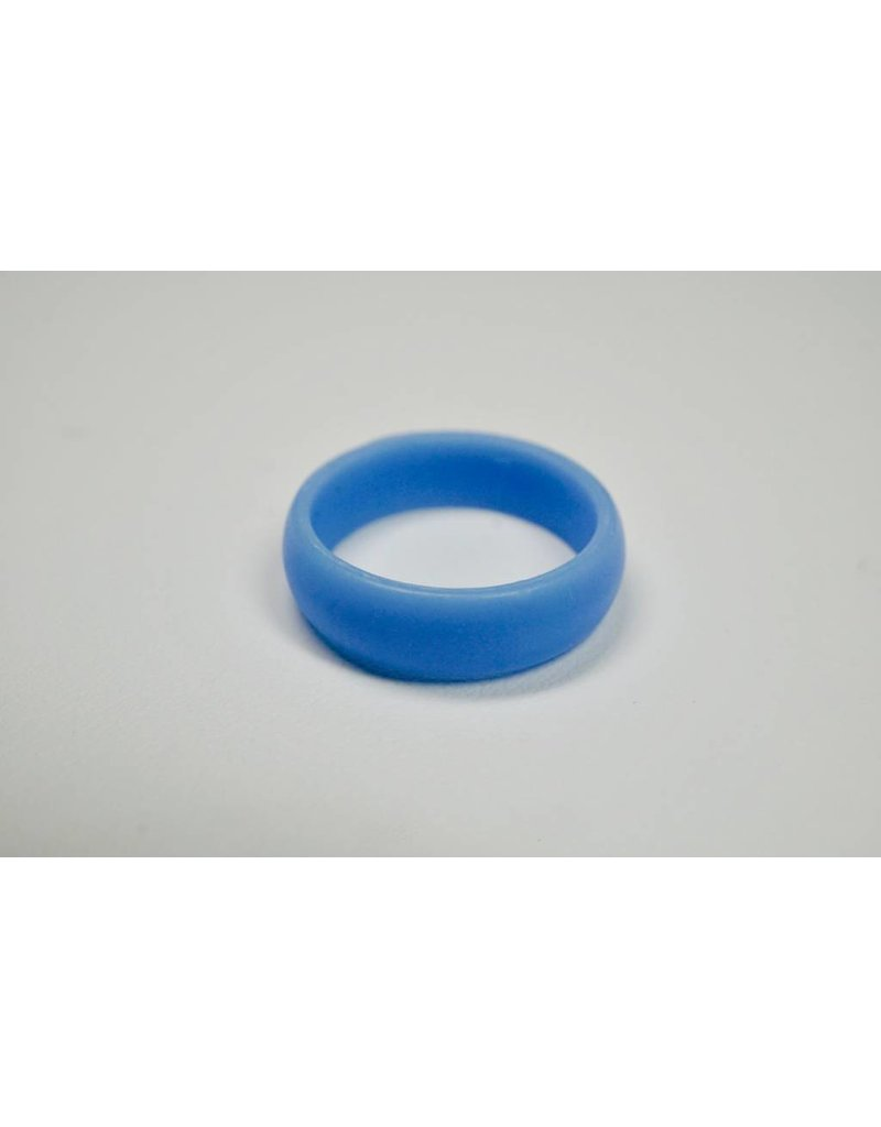 Tough Love Rings Tough Love Silicone Ring-Light Blue