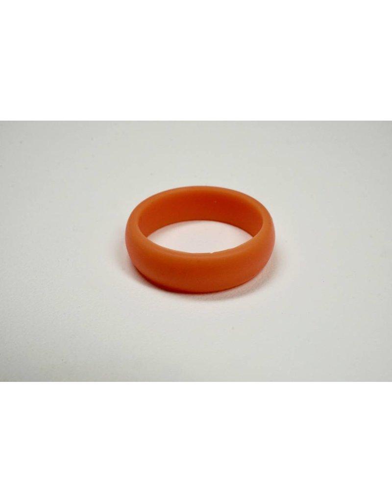 Tough Love Rings Tough Love Silicone Ring-Orange