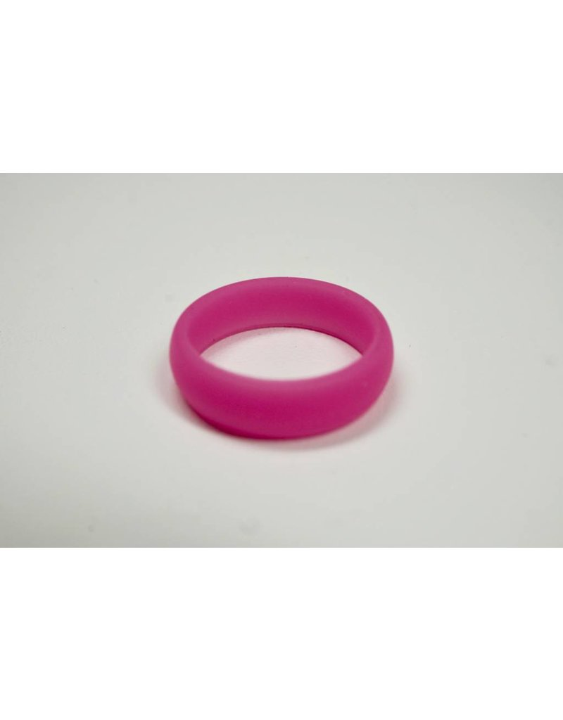 Tough Love Rings Tough Love Silicone Ring-Pink