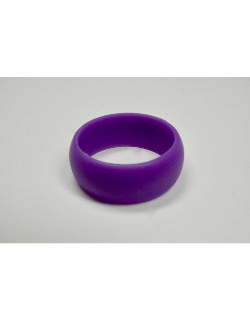 Tough Love Rings Tough Love Silicone Ring-Purple