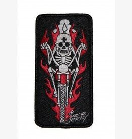 Sailor Jerry Sailor Jerry Biker Patch  Black