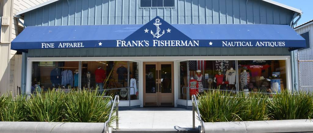 Franks Fisherman on Historic Fisherman's Wharf