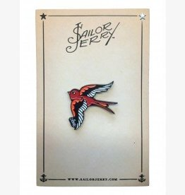 Sailor Jerry Sailor Jerry Swallow Enamel Pin