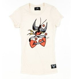 Sailor Jerry Sailor Jerry Women's Love Bird Tee