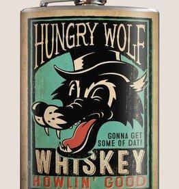 Trixie & Milo Trixie & Milo Hungry Wolf Flask