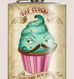 Trixie & Milo Trixie & Milo Bad Cupcake Flask