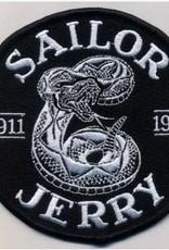 Sailor Jerry Sailor Jerry Snake Patch  Black