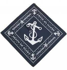 Sailor Jerry Sailor Jerry Anchor Bandana - Navy