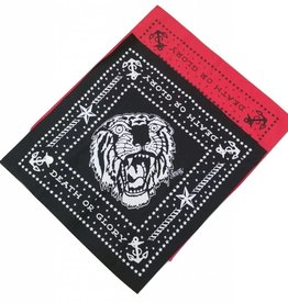 Sailor Jerry Sailor Jerry Tiger Bandana - Red