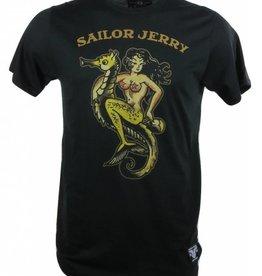 Sailor Jerry Sailor Jerry Men's Pin Up of the Sea Tee