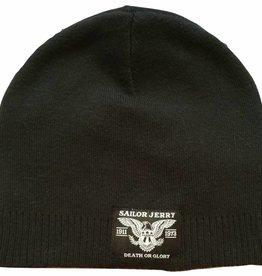 Sailor Jerry Sailor Jerry Eagle Knit Cap Black