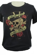 Sailor Jerry Sailor Jerry Women's War of the Roses Tee