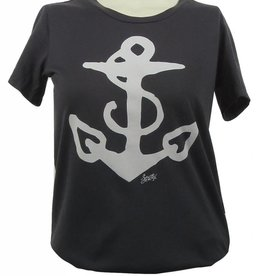 Sailor Jerry Sailor Jerry Women's Anchor Tee