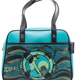 Sourpuss Sourpuss Tentacled Bowler Purse