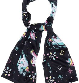 Sourpuss Sourpuss Bad Girl Elephant Scarf