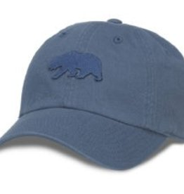 American Needle California Bear Tonal Ballpark Cap